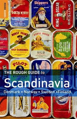 The Rough Guide to Scandinavia (Paperback)