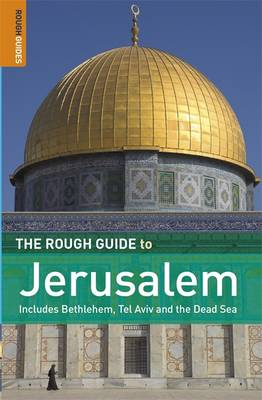The Rough Guide to Jerusalem (Paperback)