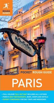 Pocket Rough Guide Paris - Pocket Rough Guides 6 (Paperback)