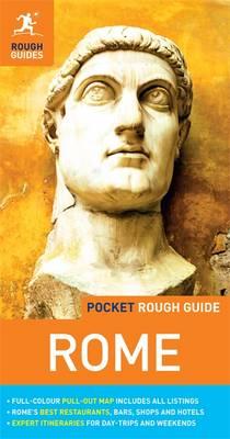 Pocket Rough Guide Rome - Pocket Rough Guides 7 (Paperback)