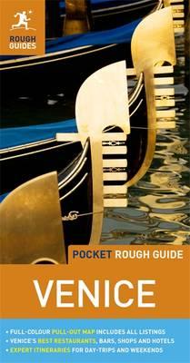 Pocket Rough Guide Venice - Pocket Rough Guides 8 (Paperback)