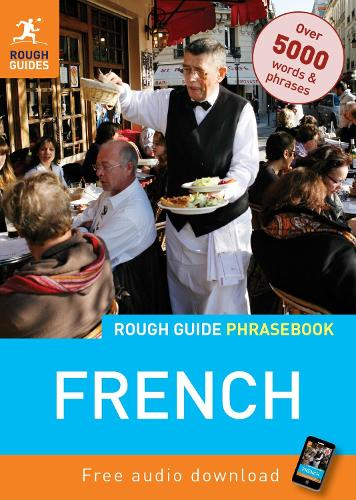Rough Guide Phrasebook: French - Rough Guide Phrasebooks (Paperback)