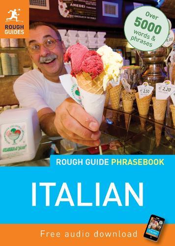 Rough Guide Phrasebook: Italian - Rough Guide Phrasebooks (Paperback)
