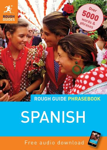Rough Guide Phrasebook: Spanish (Paperback)