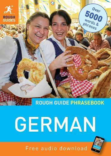 Rough Guide Phrasebook: German - Rough Guide Phrasebooks (Paperback)