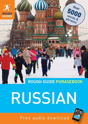 Rough Guide Phrasebook: Russian (Paperback)