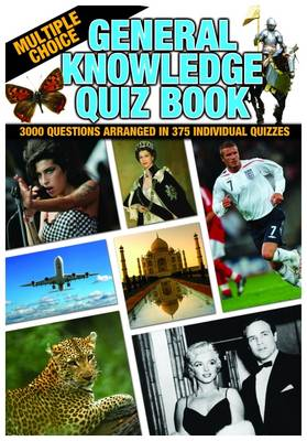 Multiple Choice General Knowledge Quiz Book (Paperback)