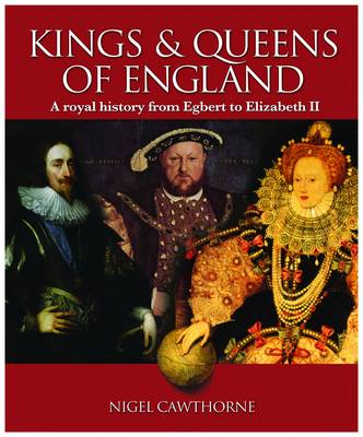 The Kings and Queens of England (Hardback)