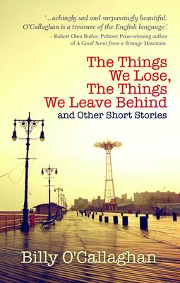 The Things We Lose, The Things We Leave Behind (Paperback)