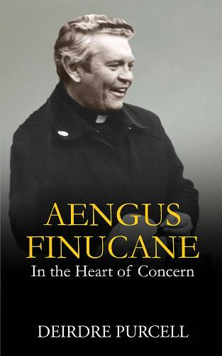 Aengus Finucane: In the Heart of Concern (Hardback)