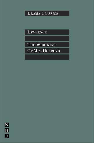 The Widowing of Mrs Holroyd (Paperback)