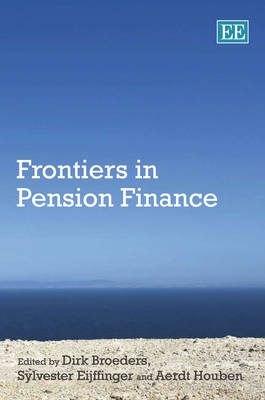 Frontiers in Pension Finance (Paperback)