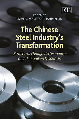 The Chinese Steel Industry's Transformation: Structural Change, Performance and Demand on Resources (Hardback)