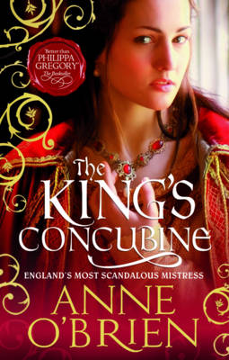 The King's Concubine (Paperback)