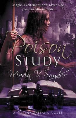 Poison Study - Study Trilogy Book 1 (Paperback)