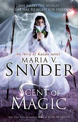 Scent of Magic - An Avry of Kazan Novel Book 2 (Paperback)