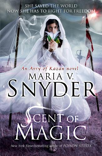 Scent Of Magic - The Healer Series 2 (Paperback)