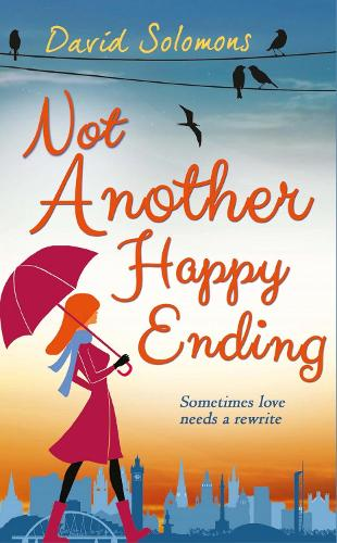 Cover of the book, Not Another Happy Ending.