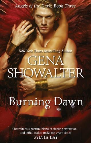 Burning Dawn - Angels of the Dark 3 (Paperback)