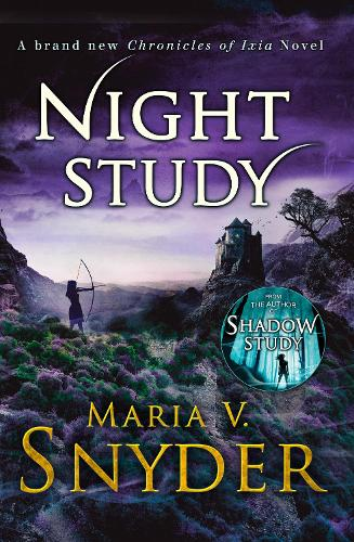 Night Study - The Chronicles of Ixia 8 (Paperback)
