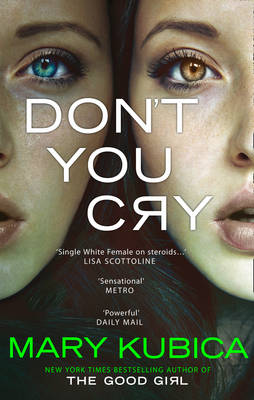 Don't You Cry (Hardback)