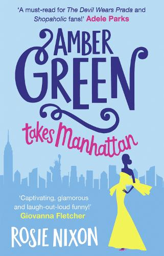 Amber Green Takes Manhattan (Paperback)