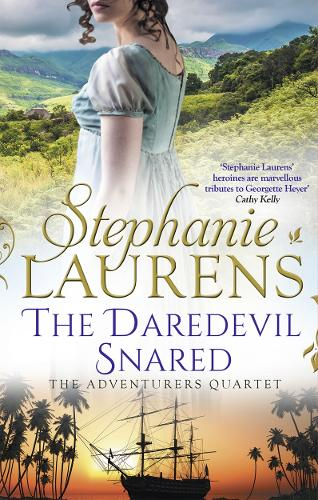 The Daredevil Snared - The Adventurers Quartet 3 (Paperback)