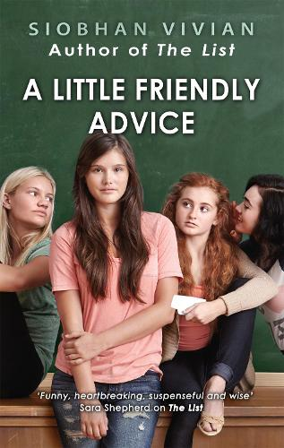 A Little Friendly Advice (Paperback)