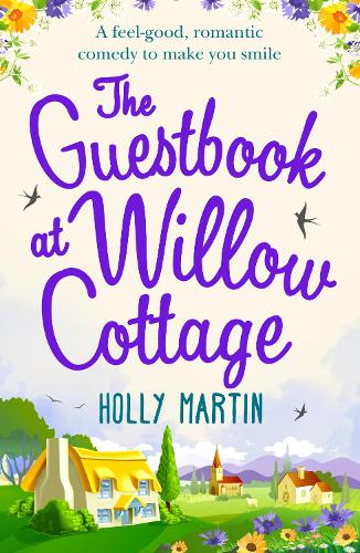 The Guestbook At Willow Cottage (Paperback)
