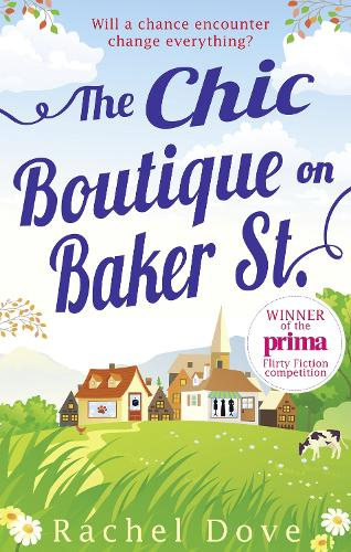 The Chic Boutique On Baker Street (Paperback)