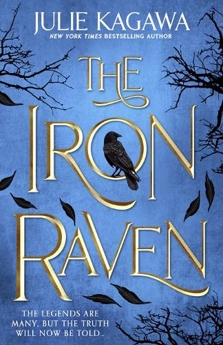 The Iron Raven - The Iron Fey: Evenfall Book 1 (Paperback)