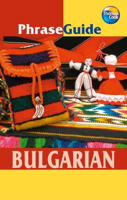 Bulgarian - Phrase Guide (Paperback)