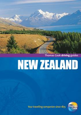 New Zealand - Driving Guides (Paperback)