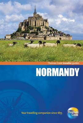 Normandy - Traveller Guides (Paperback)