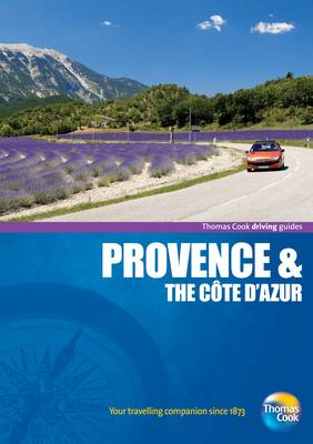 Provence and the Cote D'Azur - Driving Guides (Paperback)
