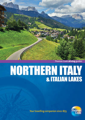 Northern Italy - Driving Guides (Paperback)