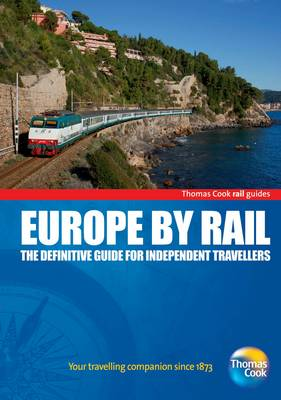 Europe by Rail - Rail Guides (Paperback)