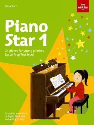 Piano Star, Book 1 - ABRSM Exam Pieces (Sheet music)