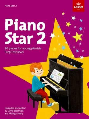 Piano Star, Book 2 - ABRSM Exam Pieces (Sheet music)