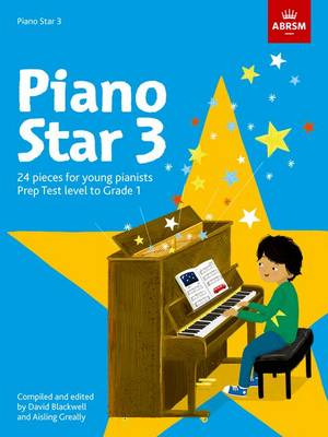 Piano Star Book 3 - ABRSM Exam Pieces (Sheet music)