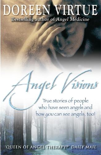 Angel Visions: True stories of people who have seen angels and how you can see angels, too! (Paperback)