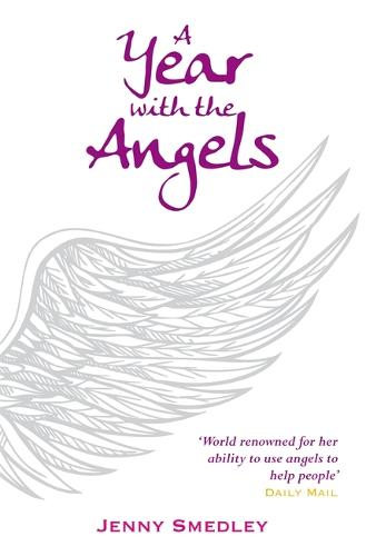 A Year with the Angels (Paperback)