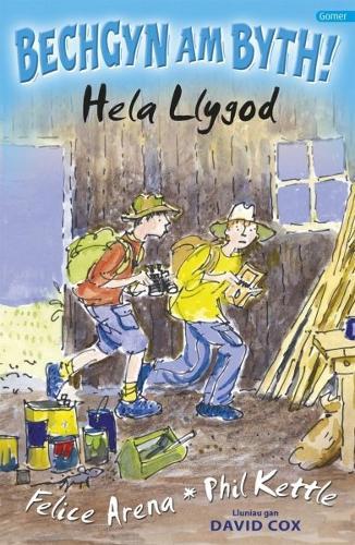 Cyfres Bechgyn am Byth!: Hela Llygod (Paperback)