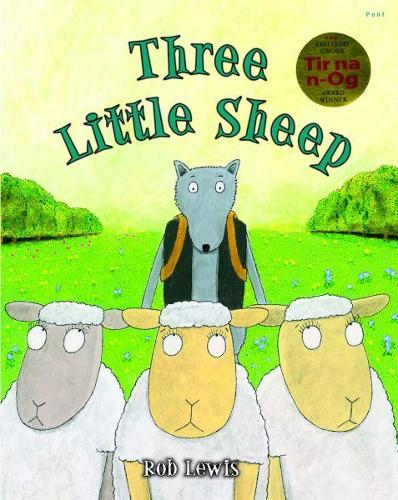 Three Little Sheep (Paperback)