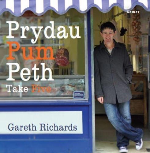 Prydau Pum Peth/Take Five (Paperback)