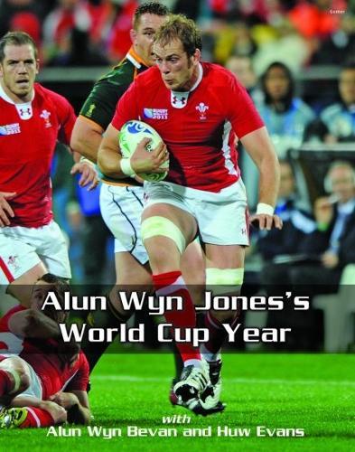 Alun Wyn Jones's World Cup Year (Hardback)
