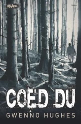 Cyfres Strach: Coed Du (Paperback)