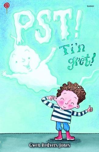 Cyfres Lolipop: Pst! Ti'n Gret! (Paperback)