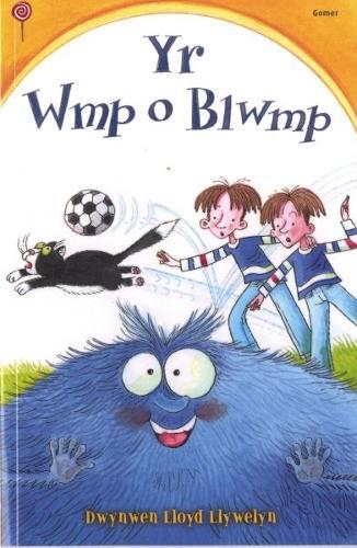 Cyfres Lolipop: Yr Wmp o Blwmp (Paperback)