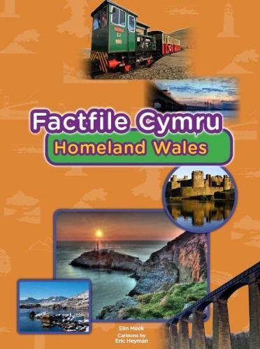 Factfile Cymru: Homeland Wales (Paperback)